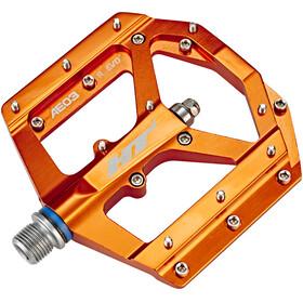 HT AE03 EVOFlat Pedale orange